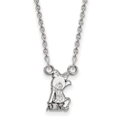 Picture of Alpha Xi Delta Sorority Sterling Silver Extra Small Pendant Necklace