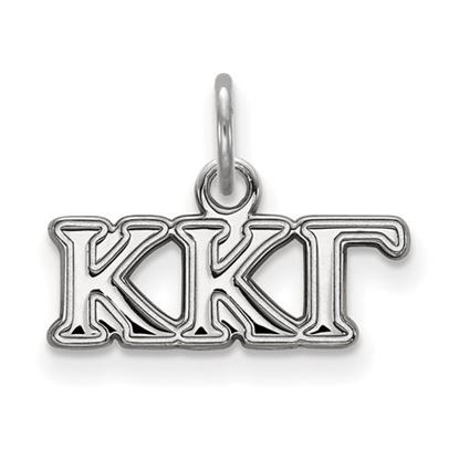 Picture of Kappa Kappa Gamma Phi Sorority Extra Small Pendant