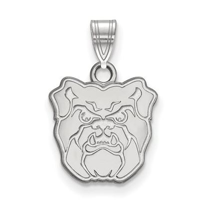 Picture of Butler University Bulldogs 10k White Gold Small Pendant