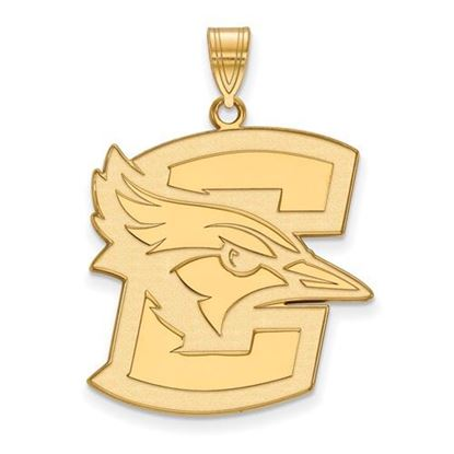 Picture of Creighton University Blue Jays 14k Yellow Gold Extra Large Pendant