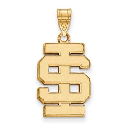 Picture of Idaho State University Bengals 14k Yellow Gold Large Pendant
