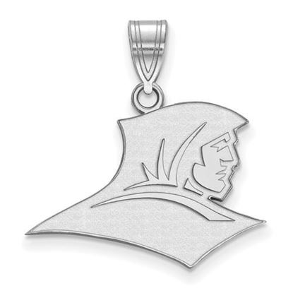 Picture of Providence College Friars 14k White Gold Medium Pendant