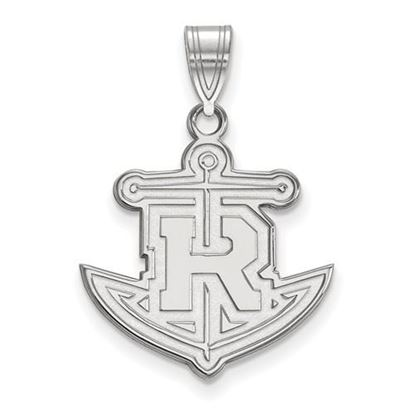 Picture of Rollins College Tars 10k White Gold Large Pendant