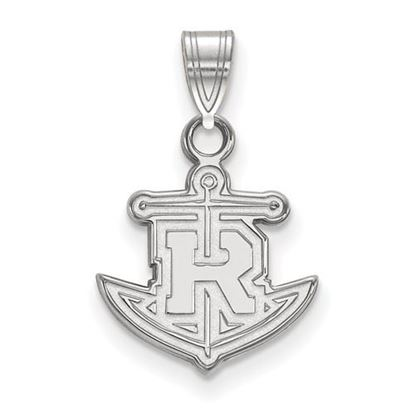 Picture of Rollins College Tars 10k White Gold Small Pendant