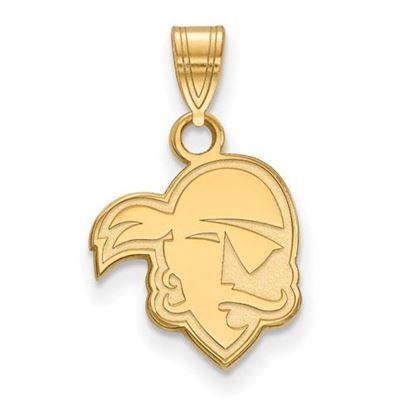Picture of Seton Hall University Pirates 10k Yellow Gold Small Pendant