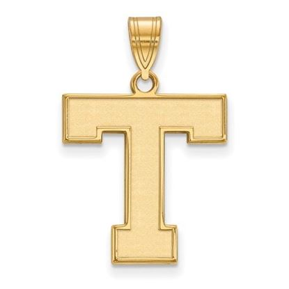 Picture of Tarleton State University Texans 14k Yellow Gold Large Pendant
