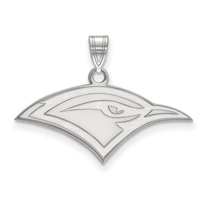 Picture of University of Tennessee at Chattanooga Mocs 14k White Gold Small Pendant