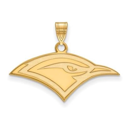 Picture of University of Tennessee at Chattanooga Mocs 14k Yellow Gold Small Pendant