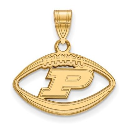 Purdue Anklet Gold Plated