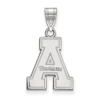 Picture of Appalachian State University Mountaineers Sterling Silver Medium Pendant