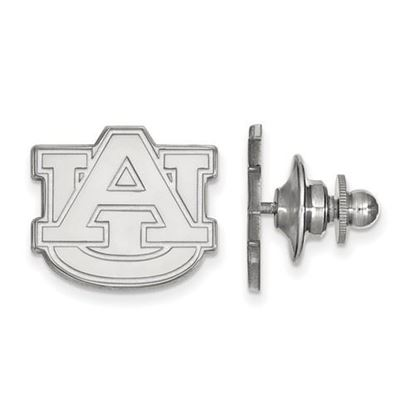 Picture of Auburn University Tigers Sterling Silver Lapel Pin