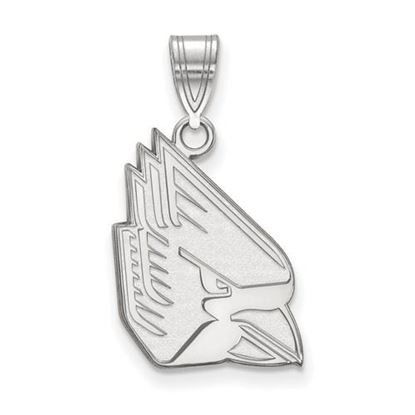 Picture of Ball State University Cardinals Sterling Silver Large Pendant