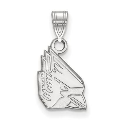 Picture of Ball State University Cardinals Sterling Silver Small Pendant