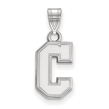 Picture of College of Charleston Cougars Sterling Silver Small Pendant