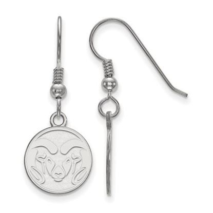 Picture of Colorado State University Rams Sterling Silver Small Dangle Earrings