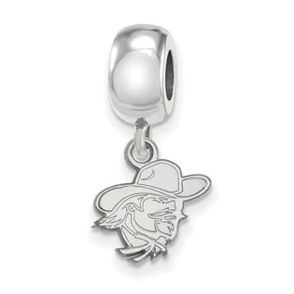 Picture of Eastern Kentucky University Pirates Sterling Silver Extra Small Bead Charm