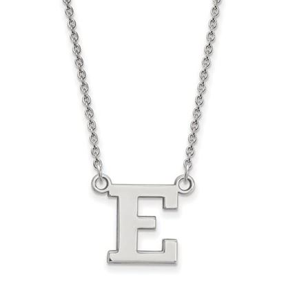 Picture of Eastern Michigan University Eagles Sterling Silver Small Necklace