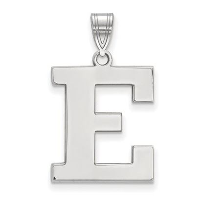Picture of Eastern Michigan University Eagles Sterling Silver Large Pendant