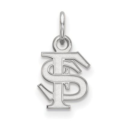 Picture of Florida State University Seminoles Sterling Silver Extra Small Pendant