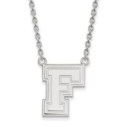 Picture of Fordham University Rams Sterling Silver Large Necklace