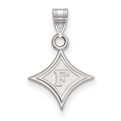 Picture of Furman University Paladins Sterling Silver Small Pendant