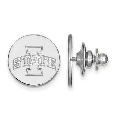 Picture of Iowa State University Cyclones Sterling Silver Lapel Pin
