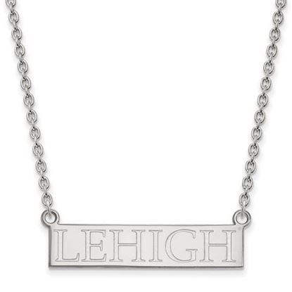 Picture of Lehigh University Mountain Hawks Sterling Silver Large Necklace