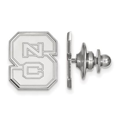 Picture of North Carolina State University Woldpack Sterling Silver Lapel Pin