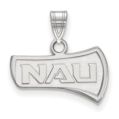 Picture of Northern Arizona University Lumberjacks Sterling Silver Small Pendant