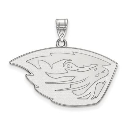 Picture of Oregon State University Beavers Sterling Silver Large Pendant