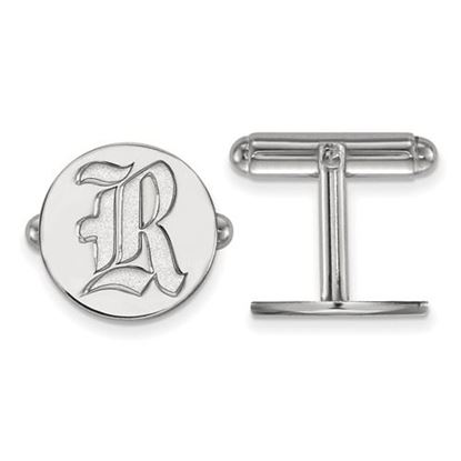 Picture of Rice University Owls Sterling Silver Cuff Links