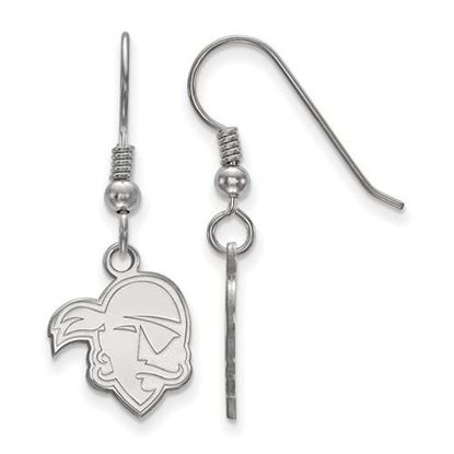Picture of Seton Hall University Pirates Sterling Silver Small Dangle Earrings