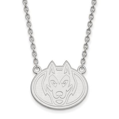 Picture of St. Cloud State University Huskies Sterling Silver Large Necklace