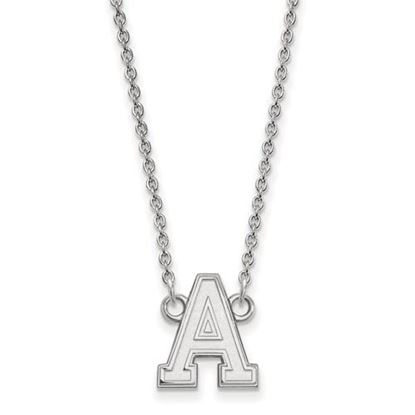 Picture of U.S. Military Academy Black Knights Sterling Silver Small Necklace