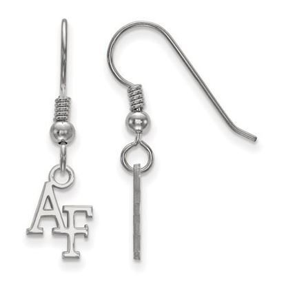 Picture of U.S. Air Force Academy Falcons Sterling Silver Extra Small Dangle Earrings