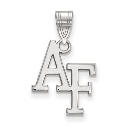 Picture of U.S. Air Force Academy Falcons Sterling Silver Medium Pendant
