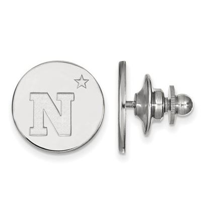 Picture of U.S. Naval Academy Midshipmen Sterling Silver Lapel Pin