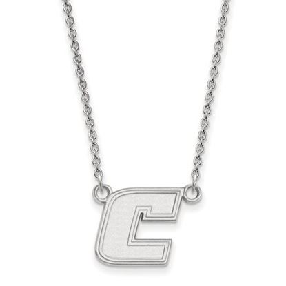 Picture of University of Tennessee at Chattanooga Mocs Sterling Silver Small Necklace