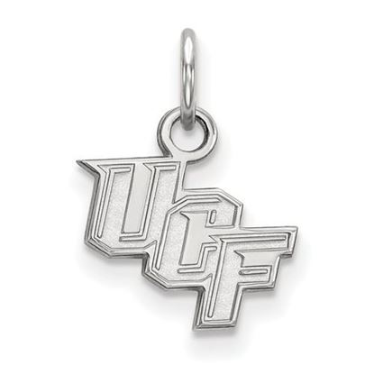 Picture of University of Central Florida Knights Sterling Silver Extra Small Pendant
