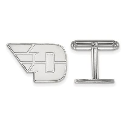 Picture of University of Dayton Flyers Sterling Silver Cuff Links
