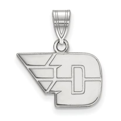 Picture of University of Dayton Flyers Sterling Silver Small Pendant