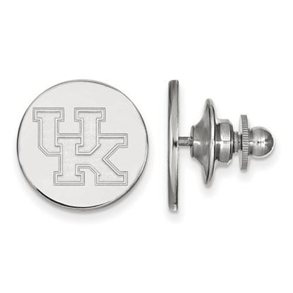 Picture of University of Kentucky Wildcats Sterling Silver Lapel Pin