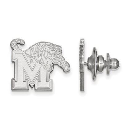 Picture of University of Memphis Tigers Sterling Silver Lapel Pin