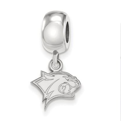 Picture of University of New Hampshire Wildcats Sterling Silver Extra Small Bead Charm