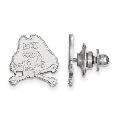Picture of East Carolina University Pirates Sterling Silver Lapel Pin