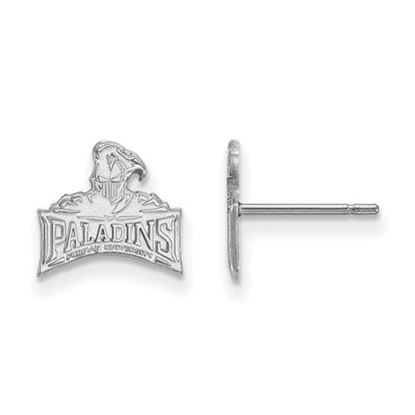 Picture of Furman University Paladins Sterling Silver Extra Small Post Earrings