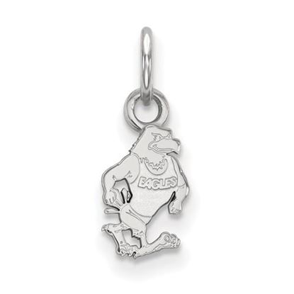 Picture of Georgia Southern University Eagles Sterling Silver Extra Small Pendant