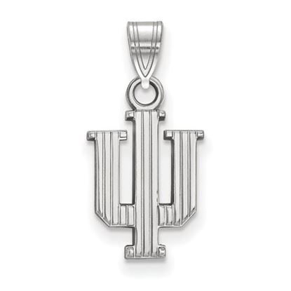 Picture of Indiana University Hoosiers Sterling Silver Small Pendant