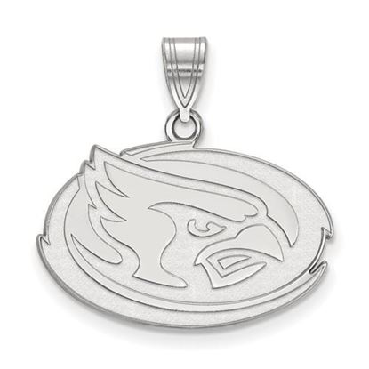 Picture of Iowa State University Cyclones Sterling Silver Medium Pendant