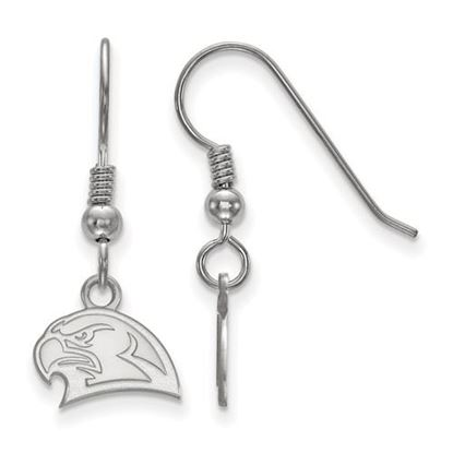 Picture of Miami University Redhawks Sterling Silver Extra Small Dangle Earrings